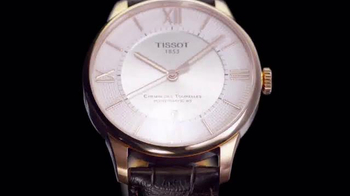 Tissot TV Spot, 'Iconic Products of 2016' - Thumbnail 1