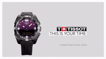 Tissot TV Spot, 'Iconic Products of 2016' - Thumbnail 10