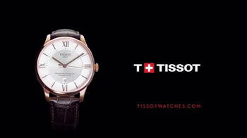 Tissot TV Spot, 'Iconic Products of 2016' - Thumbnail 5