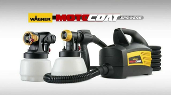 Wagner Motocoat Sprayers TV Spot, 'Customize Your Ride'
