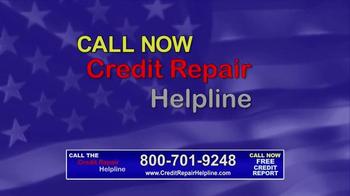 Credit Repair Helpline TV Spot, 'Credit Report' - Thumbnail 1