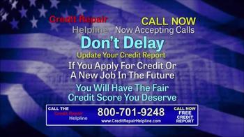 Credit Repair Helpline TV Spot, 'Credit Report' - Thumbnail 3