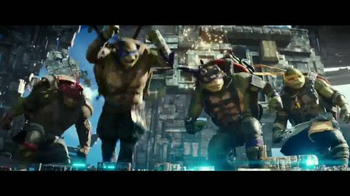 Teenage Mutant Ninja Turtles: Out of the Shadows - Alternate Trailer 61