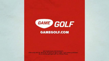 Game Golf  $1 Million Summer Giveaway TV Spot, 'Win on the Course' - Thumbnail 10