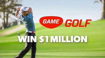 Game Golf  $1 Million Summer Giveaway TV Spot, 'Win on the Course' - Thumbnail 4