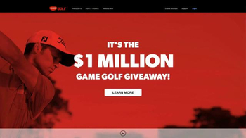 Game Golf  $1 Million Summer Giveaway TV Spot, 'Win on the Course' - Thumbnail 9