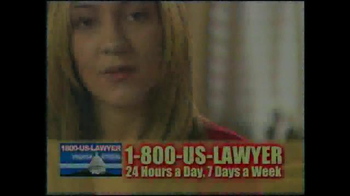 1-800-US-LAWYER TV Spot, 'Any Type of Accident' - Thumbnail 1