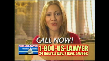 1-800-US-LAWYER TV Spot, 'Any Type of Accident' - Thumbnail 5
