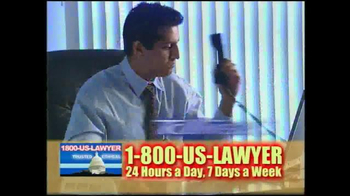 1-800-US-LAWYER TV Spot, 'Any Type of Accident' - Thumbnail 7