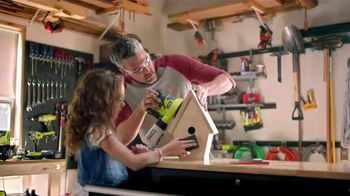 The Home Depot Father's Day Savings TV Spot, 'Dad's Biggest Fan'