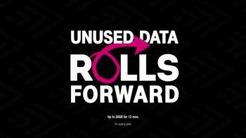 T-Mobile TV Spot, 'Roll Forward: Streaming' - Thumbnail 6