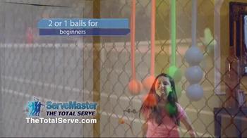 The Total Serve ServeMaster TV Spot, 'Tennis Training' Ft. Kevin Harrington - Thumbnail 8