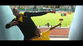 Gatorade TV Spot, 'Never Lose the Love' Feat. Usain Bolt, Serena Williams - Thumbnail 9
