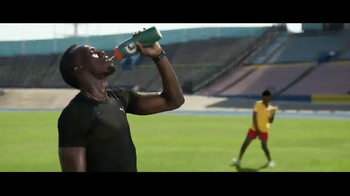 Gatorade TV Spot, 'Never Lose the Love' Feat. Usain Bolt, Serena Williams - Thumbnail 5