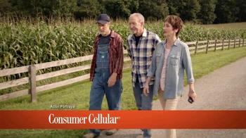 Consumer Cellular TV Spot, 'Satisfaction: Summer $20 Credit: Plans $10+ a Month' - Thumbnail 2
