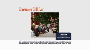 Consumer Cellular TV Spot, 'Satisfaction: Summer $20 Credit: Plans $10+ a Month' - Thumbnail 6