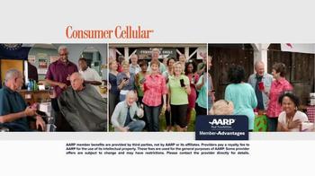 Consumer Cellular TV Spot, 'Satisfaction: Summer $20 Credit: Plans $10+ a Month' - Thumbnail 7