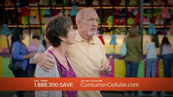 Consumer Cellular TV Spot, 'Satisfaction: Summer $20 Credit: Plans $10+ a Month' - Thumbnail 8