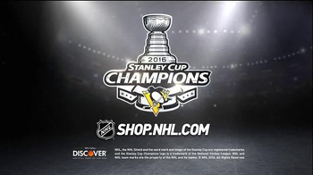 NHL Shop TV Spot, '2016 Stanley Cup Champions: Pittsburgh Penguins' - Thumbnail 7