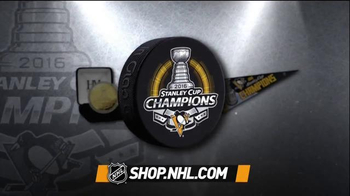NHL Shop TV Spot, \'2016 Stanley Cup Champions: Pittsburgh Penguins\'