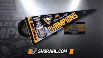 NHL Shop TV Spot, '2016 Stanley Cup Champions: Pittsburgh Penguins' - Thumbnail 6