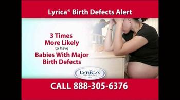 Gold Shield Group TV Spot, 'Lyrica Birth Defects' - Thumbnail 6