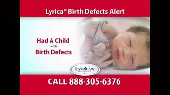 Gold Shield Group TV Spot, 'Lyrica Birth Defects' - Thumbnail 7