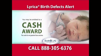 Gold Shield Group TV Spot, 'Lyrica Birth Defects' - Thumbnail 8