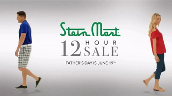 Stein Mart 12 Hour Sale TV Spot, 'Father's Day' - Thumbnail 2
