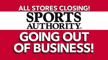Sports Authority TV Spot, 'Going Out of Business: Gifts for Dad'