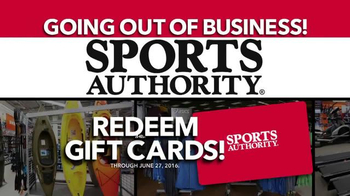 Sports Authority TV Spot, 'Going Out of Business: Gifts for Dad' - Thumbnail 8