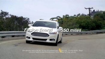 2016 Ford Fusion Energi TV Spot, 'California Driving' - Thumbnail 5