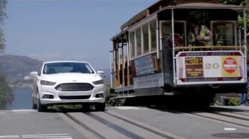 2016 Ford Fusion Energi TV Spot, 'California Driving' - Thumbnail 8