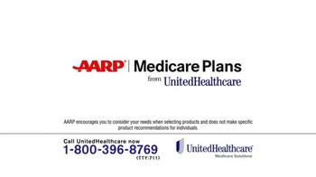 UnitedHealthcare AARP Medicare Plans TV Spot, 'Coverage' - Thumbnail 2
