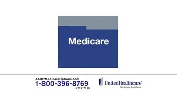UnitedHealthcare AARP Medicare Plans TV Spot, 'Coverage' - Thumbnail 3