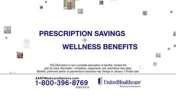 UnitedHealthcare AARP Medicare Plans TV Spot, 'Coverage' - Thumbnail 5