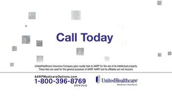 UnitedHealthcare AARP Medicare Plans TV Spot, 'Coverage' - Thumbnail 6