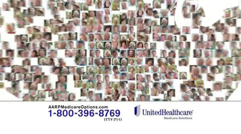 UnitedHealthcare AARP Medicare Plans TV Spot, 'Coverage' - Thumbnail 8