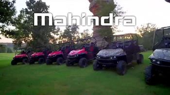 Mahindra June Customer Appreciation Savings TV Spot, 'Work Smart' - Thumbnail 1
