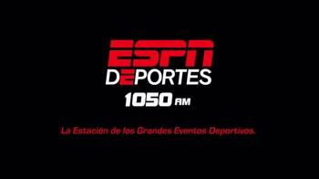 ESPN Deportes Radio TV Spot, 'Todos los deportes' [Spanish] - Thumbnail 10