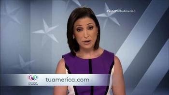 Univision Contigo TV Spot, 'Tu América: Participa' [Spanish] - Thumbnail 3