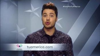 Univision Contigo TV Spot, 'Tu América: Participa' [Spanish] - Thumbnail 4