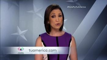 Univision Contigo TV Spot, 'Tu América: Participa' [Spanish] - Thumbnail 7