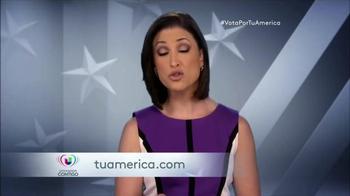 Univision Contigo TV Spot, 'Tu América: Participa' [Spanish] - Thumbnail 8