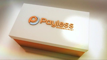 Payless Shoe Source BOGO Sale TV Spot, 'Show Off All Your Sides' - Thumbnail 1