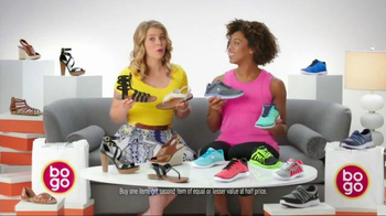 Payless Shoe Source BOGO Sale TV Spot, 'Show Off All Your Sides' - Thumbnail 2