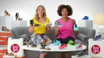 Payless Shoe Source BOGO Sale TV Spot, 'Show Off All Your Sides'