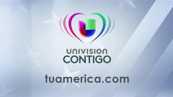 Univision Conitgo TV Spot, 'Tu América: Vota' [Spanish] - Thumbnail 10