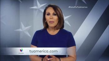Univision Conitgo TV Spot, 'Tu América: Vota' [Spanish] - Thumbnail 2