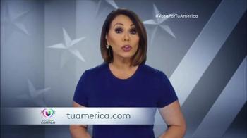Univision Conitgo TV Spot, 'Tu América: Vota' [Spanish] - Thumbnail 3